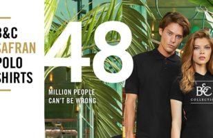 B&C galléros pólók - ha ön sem akar kompromisszumokat kötni