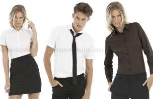 B&C ingek - a minőségi márka, gépi hímzéssel