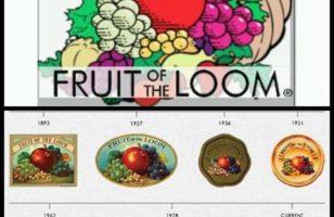 167 év tapasztalat, minőség, fruit of the loom