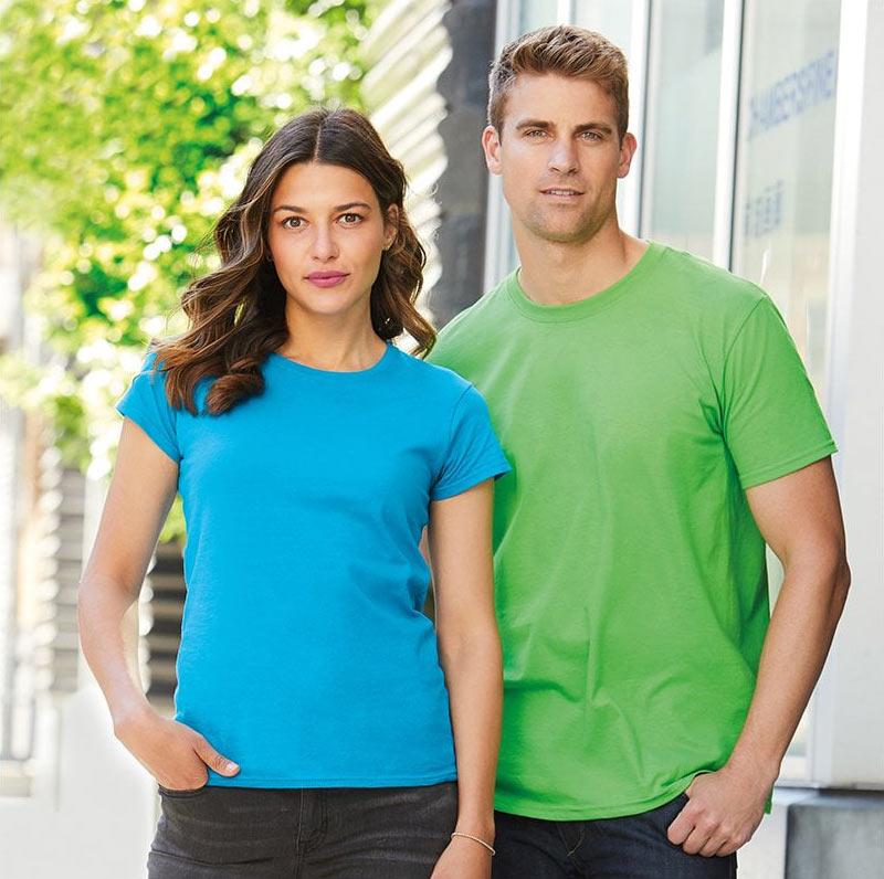 Gildan, az egyik legkedveltebb ruházati márka