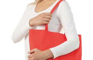Táska, bevásárló szatyor, textil vagy pamut táska