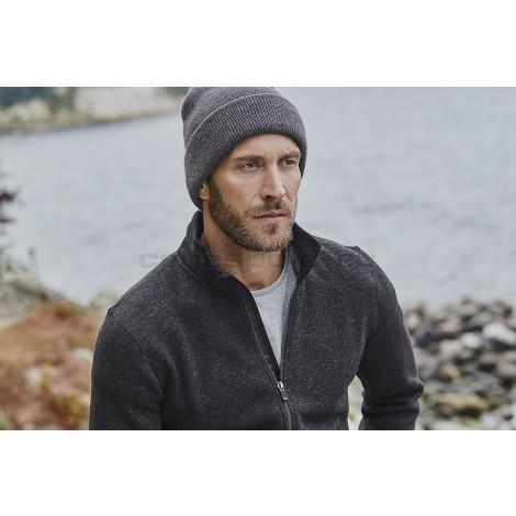 TEE JAYS | Men's Knitted Fleece Jacket Pulóver