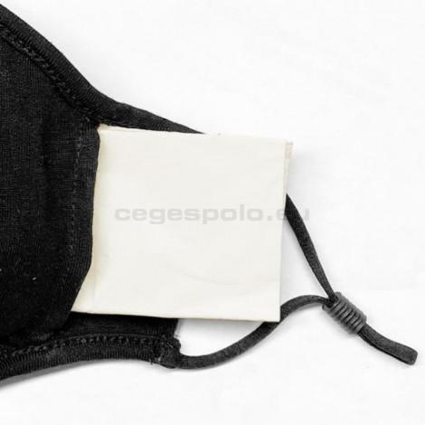 FARE   90113 kétrétegű textil maszk