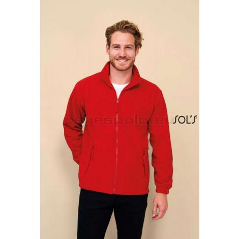 SOL'S   Fleece Jacket Férfi Pulóver