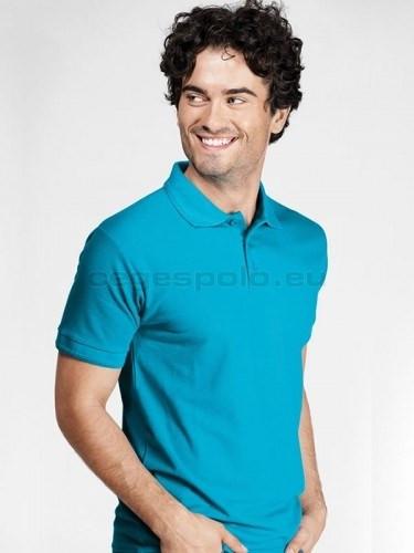 9c6b103ccd gépi hímzés, céglogó hímzés ADLER Pique Polo 203 galléros póló férfi #ad203