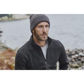 TEE JAYS   Men's Knitted Fleece Jacket Pulóver