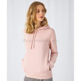 B&C | Organic Hooded /women pulóver