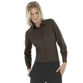 B&C Black Tie LSL /women