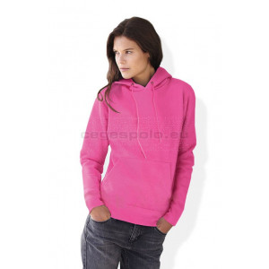 Fruit of the Loom Lady-Fit Hooded Sweat női kapucnis pulóver