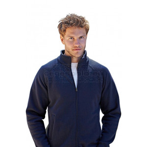 Fruit of the Loom Sweat Jacket zipzáros pulóver
