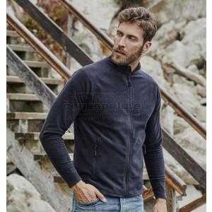 TEE JAYS   Men's Fleece Jacket Pulóver