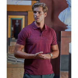 TEE JAYS | Heavy Men's Luxury Piqué Stretch Polo Galléros Póló