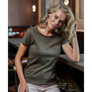TEE JAYS  Ladies' T-Shirt with Unlined Neckline Póló