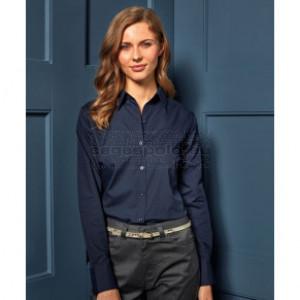 PREMIER | Poplin Blouse long-sleeve Női Ing/Blúz
