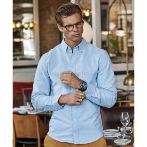 TEE JAYS | Oxford Shirt Perfect long-sleeve Férfi Ing