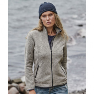 TEE JAYS | Ladies' Knitted Fleece Jacket Pulóver