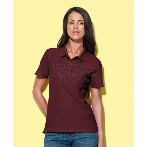 Stedman Polo Women Ladies' Jersey Polo
