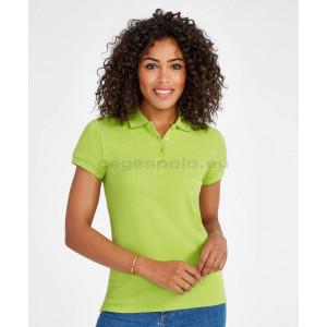 SOL'S | People női galléros póló