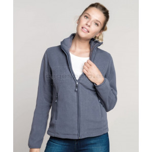 Kariban | K907 Ladies' full zip microfleece jacket