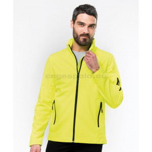KARIBAN | Men's 3-Layer Softshell Jacket Kabát