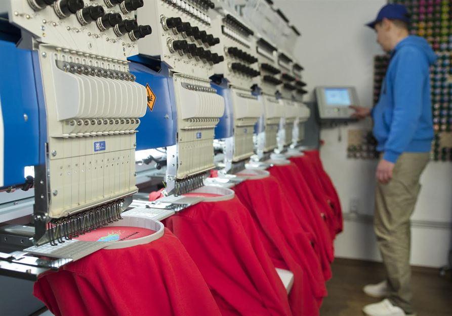 gépi hímzés cégeknek