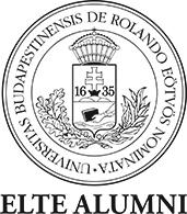 Alumni hímzett logó