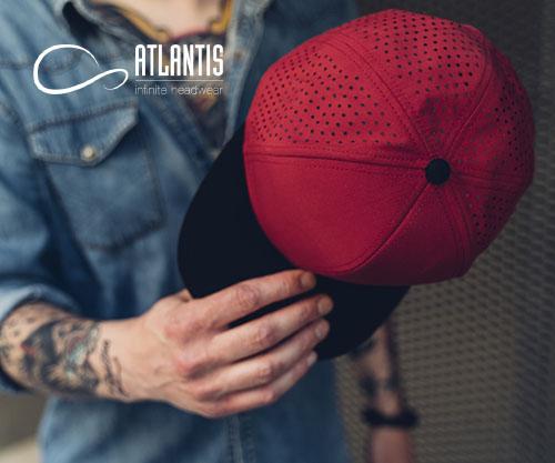 Atlantis baseball sapkák